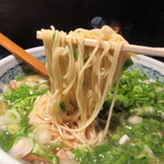 ターボー - 麺アップ