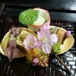 緑彩 - 前菜