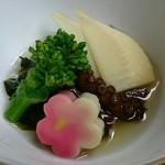 緑彩 - 若竹煮