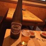 小勝 - 瓶ビール