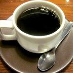 サルビア - ドリンク写真:セットのブレンドコーヒー!