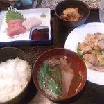 ホテルよしざと - 料理写真:よしざと夕食