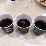 タリーズコーヒー - 2015年4月コーヒーテイスティング^ ^
