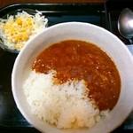 快活CLUB 横浜北山田店 - 朝カレー¥190-