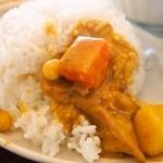 Neo Thai - マッサマンカレー(ご飯にかける)