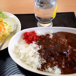 塩の里 - 鹿肉カレー 950円