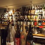 ロックウェルズ - お酒いっぱいあるな~。泡盛もね!