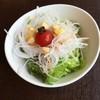 ボーノ - 料理写真:ランチではサラダが付きます。