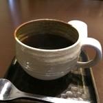 Cafe Nakamura - 苦味の強いブレンド