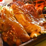 グリーンママ - 料理写真:ばりばりチキンソテー