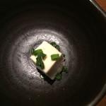 赤坂 とさか - 塩で食べる、濃くて美味い!