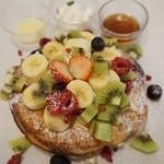 Pamplemousse - フルーツパンケーキ