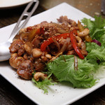 ROOSTER - 鶏肉カシューナッツ炒め