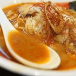 海老秀 - スープ