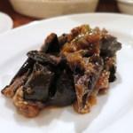 ロッツォシチリア - 永世定番 茄子のカポナータ