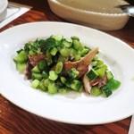 ロッツォシチリア - 鯖のアッフミカータと夏野菜