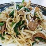 中華料理 龍縁 - レバニラ