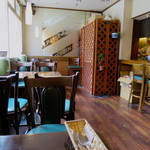 GOLDEN PASTA - 年季の入った喫茶店の雰囲気