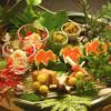 """遊季の里 - 料理写真:~春夏秋冬、彩り、器…板長の""""創意と手間のなせる賜物""""とくとご堪能くださいませ~"""