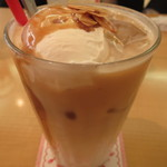 カフェイズミ - アイスキャラメルラテ