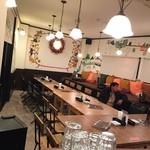cafe&dining Gakuvuchi - 20名前後の貸切には最適なスペースです♪お気軽にお問い合わせください☆