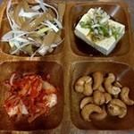 中華料理 龍縁 - おつまみセット