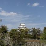 37063996 - 姫路城 遠景
