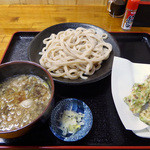 アサイチ - 肉汁うどん(680円)_2015-04-16
