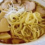 ラーメンハウス・パティーネ - 大多喜チャーシューメン麺アップですw