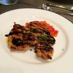 37065332 - 2015.4 LUNCH フランス産赤鶏のグリル