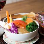 ナチュラル サプリ - 野菜のポトフ(※冬季限定メニュー)