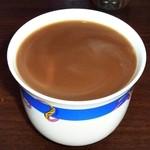 アッチャ - 冷たいコーヒー