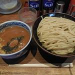 三田製麺所 - つけ麺(大)730→500
