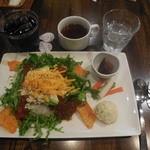 ココロカフェ - タコライスプレート ¥950→¥500-
