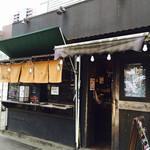 べろべろ Bar 北目君 - 2015/4/17外観