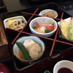 釜蔵 - セットの和食