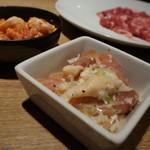 北海道ビール園 - とり塩