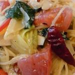 カサブランカ - 彩り野菜のパスタ