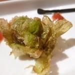 37068506 - 前菜/春の味覚♡蕗の薹の天ぷら