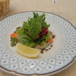 レストランオーボンコワン - 前菜