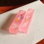 霜月 - 花桜琥珀