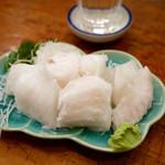 魚三酒場 富岡店 - えんがわ ¥390
