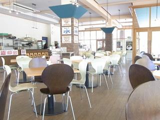 パークカフェ - フードコートっぽい雰囲気☆♪