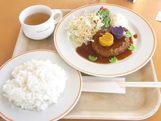 パークカフェ - ごはん・サラダ・スープつき☆♪