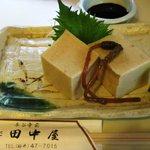 3707248 - 胡麻豆腐 800円
