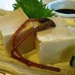 3707273 - 胡麻豆腐 800円