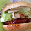 マクドナルド - 料理写真:とにかくボリューム満点!