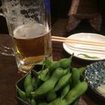 岡ちゃん - 絶品枝豆