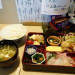 37073851 - 季節のよし春御膳1000円(税込)