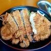 サンロード - 料理写真:黒豚とんかつ定食